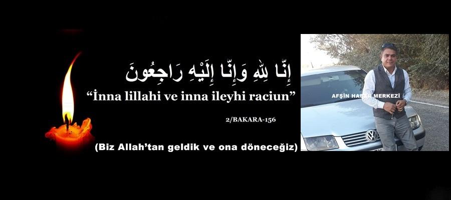 Ökkeş Özkan vefat etti.