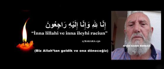 Hacı Durdu Baltacı vefat etti.