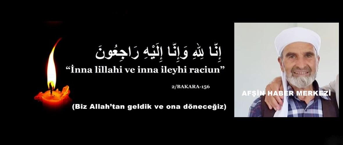 Mehmet Kürne vefat etti!