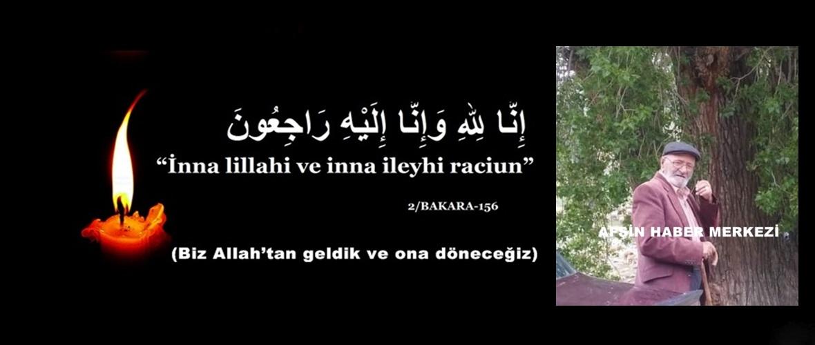 Hasan Gündeşli vefat etti!