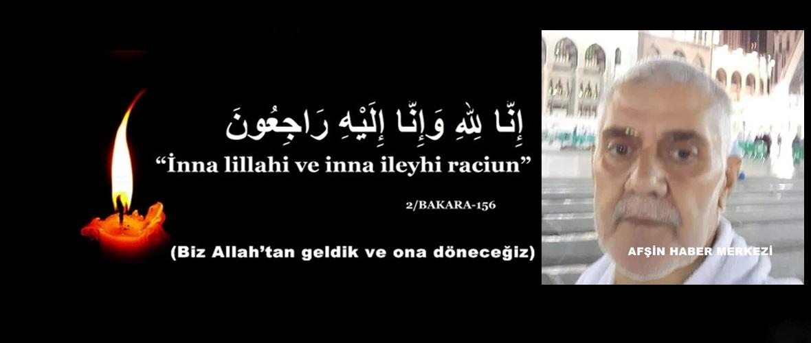 Hacı Mehmet Peker vefat etti.