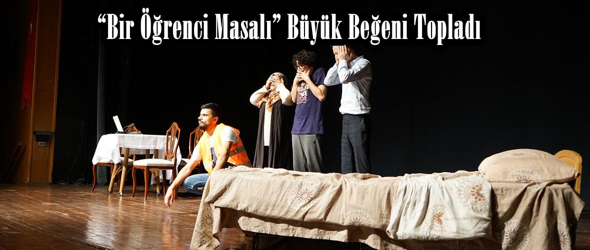 """""""Bir Öğrenci Masalı"""" Büyük Beğeni Topladı!"""