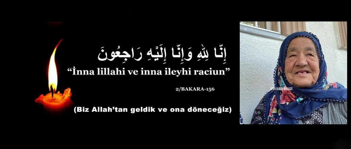 Rabia Geyik vefat etti.